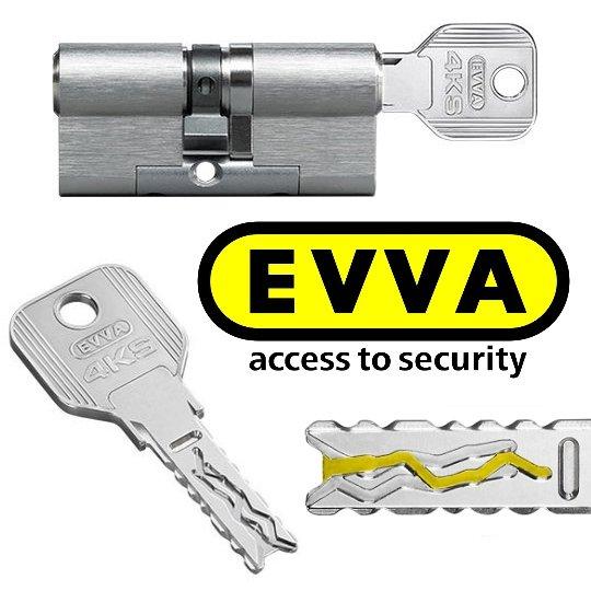 EVVA 4KS - Κλειδαράς Θεσσαλονίκη - DoorService